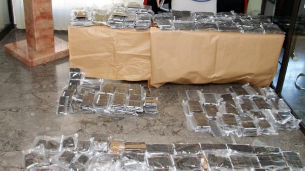 arresti droga corrieri napoletani 2-2