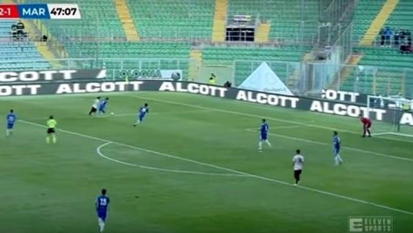 VIDEO | Palermo-Marsala, gli highlights: la magia di Silipo è già il gol dell'anno?
