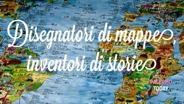 """Disegnatori di mappe, inventori di storie: il laboratorio al centro studi """"Le Città Invisibili"""""""