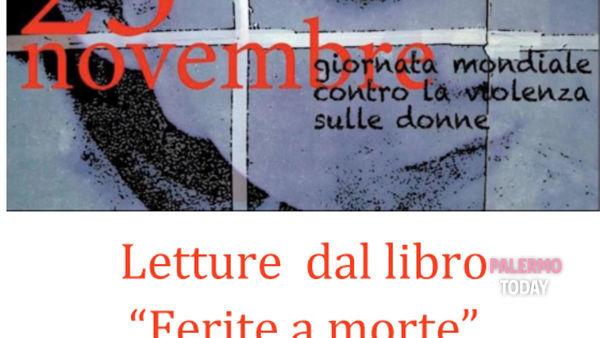 """""""Ferite a morte"""", la giornata contro la violenza sulle donne a Cinisi"""
