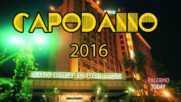Capodanno 2016, cenone e discoteca all'hotel San Paolo Palace