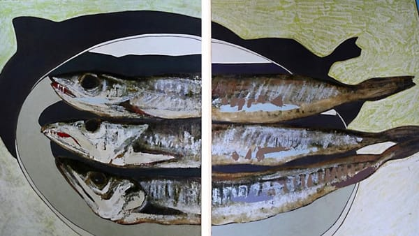 Cento opere per un quarantanni di carriera, la mostra di Guido Baragli al Museo Riso