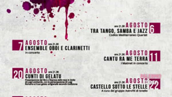 Campofelice di Roccella, al via la V edizione di Roccamaris: incontri d'estate al Castello