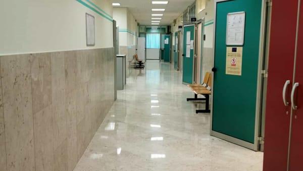 lavori ristrutturazione medicina interna villa sofia 1-2