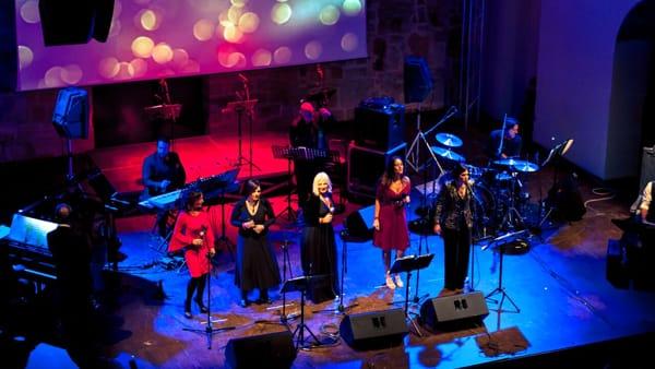 Concerto di Natale al Teatro Santa Cecilia, torna la musica delle Christmas Ladies