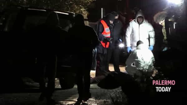 Omicidio a Belmonte, vittima un operaio palermitano: le immagini dal luogo dell'agguato | VIDEO