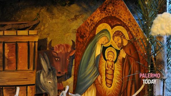 Natale 2015, mostra di presepi provenienti da tutto il mondo a villa Niscemi