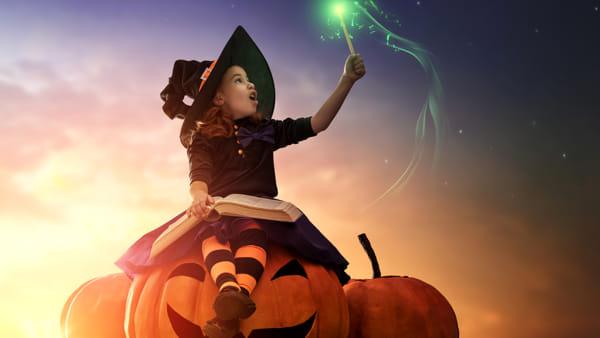 Halloween e le storie del terrore per bambini, l'appuntamento è al Forum Palermo