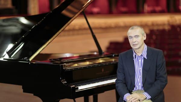 """Un maestro del pianoforte a Palermo, il concerto di Ivo Pogorelich per """"Amare Chopin"""""""