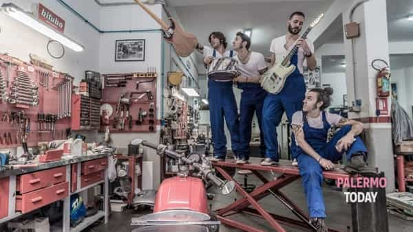 Il rock made in Palermo in centro città, gli Jack & the Starlighters al Barlume