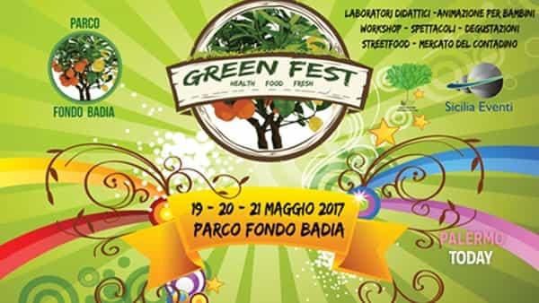 Green Fest al Parco Fondo Badia, la tre giorni sul turismo sostenibile