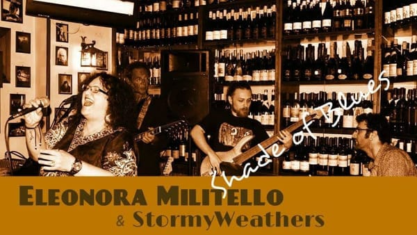 Eleonora Militello & StormyWeathers tornano al Lord Green