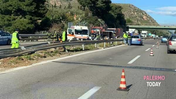 Incidente autostrada 1-2