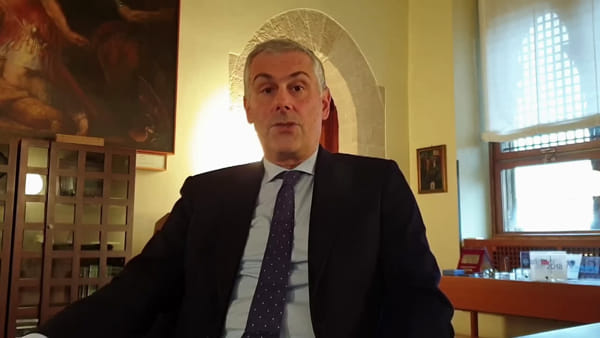 "VIDEO | Università e Coronavirus, Micari: ""Proroga tasse universitarie ed esami a distanza"""
