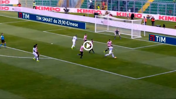 Palermo-Atalanta 1-3, Gomez inventa e segna: gol e highlights | VIDEO