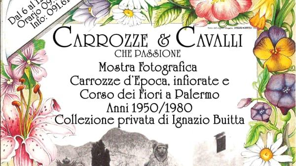 """""""Carrozze e cavalli"""", al Museo del Vino la mostra dalla collezione di Ignazio Buitta"""