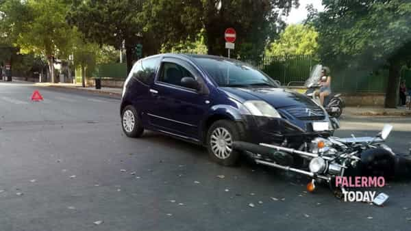 Incidente viale Lazio 2-2-2