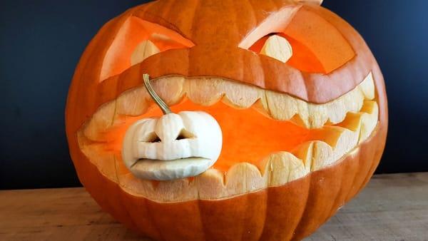 Zucche, fantasmi, zucchero filato, maschere e una porta magica: Halloween al Forum