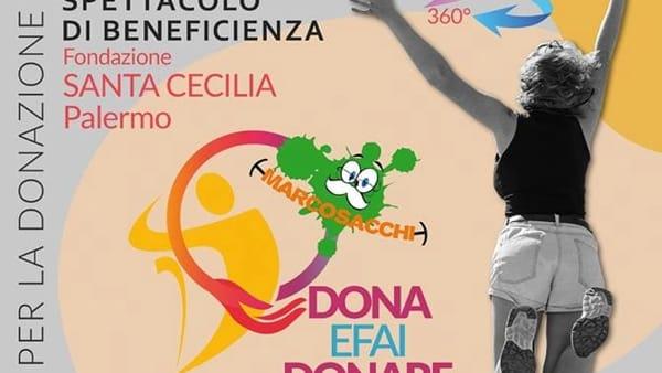 Teatro Santa Cecilia, concerto di beneficenza per gli atleti paralimpici