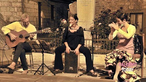 Aperitivo al Ciciri Ristolounge Bar al suon di flamenco jazz con i Sonikète