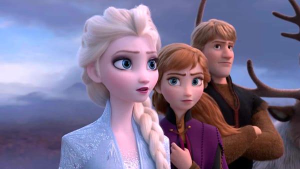 """""""Frozen II"""", domenica mattina al cinema: il cartone animato per famiglie al Lux"""