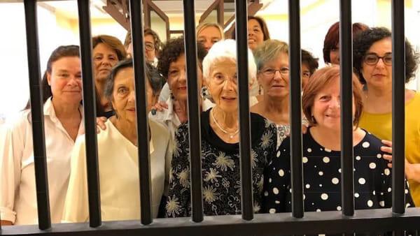 """""""Dona una parola"""", la performance atto secondo va in scena al Centro Amazzone"""