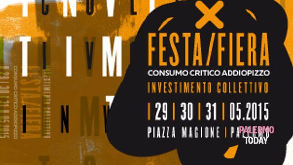 Addiopizzo, in piazza Magione la decima edizione della Fiera del consumo critico