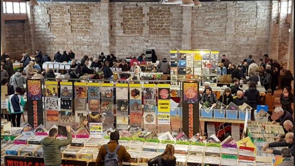 Fiera del disco, a Palermo l'evento per appassionati di musica, vinili e anche cd