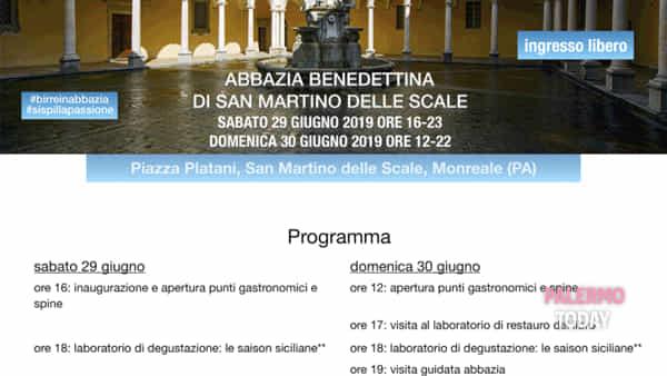 Birre in abbazia, l'artigianalità siciliana si beve a San Martino delle Scale