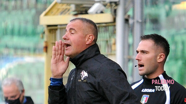 """Palermo arrives at the match against Foggia with the counted men, Filippi to the fans: """"Come and support us"""" thumbnail"""