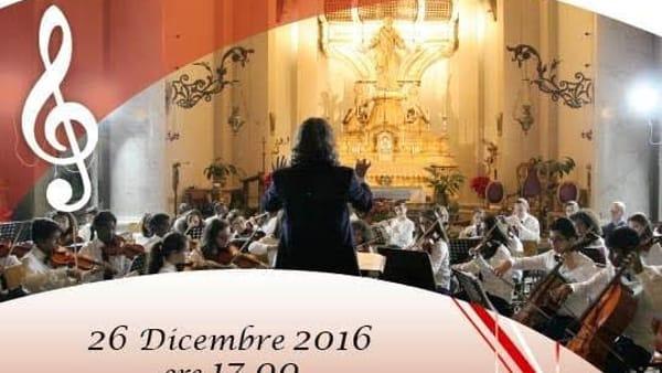 Concerto di Natale dell'orchestra Quattrocanti alla Chiesa di Santa Caterina