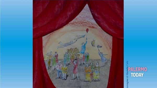 Il teatro delle melarance, la mostra performance ai Cantieri Culturali