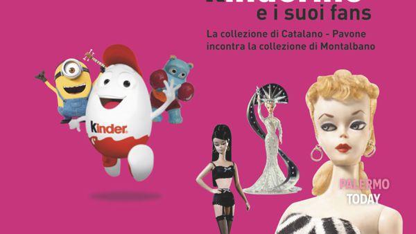 Barbie incontra Kinderino e i suoi fan al Teatro Politeama Garibaldi