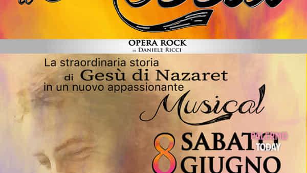 """""""Il messia opera rock"""", il musical alla chiesa di Gesù Maria Giuseppe"""