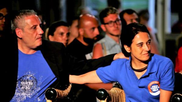 Luigi Carollo e Alessandra Sciurba-2