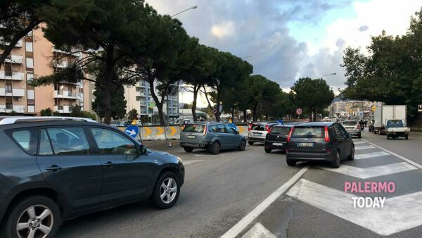 """Viale Regione, 500 thousand euros recovered to blow up the """"cap"""" at Lidl thumbnail"""