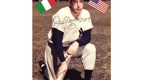 Mostra per Joe Di Maggio a Isola, fu il più grande giocatore del baseball