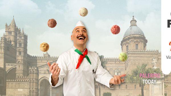 Gelato Festival a Mondello: in gara 7 maestri gelatieri palermitani