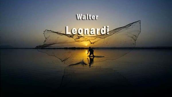 Incontri fotografici, l'appuntamento con il fotografo Walter Leonardi a Villa Zito