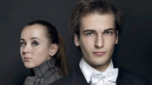 Il piano di Oxana Shevchenko, il violoncello di Christoph Croisé: concerto di Palermo Classica