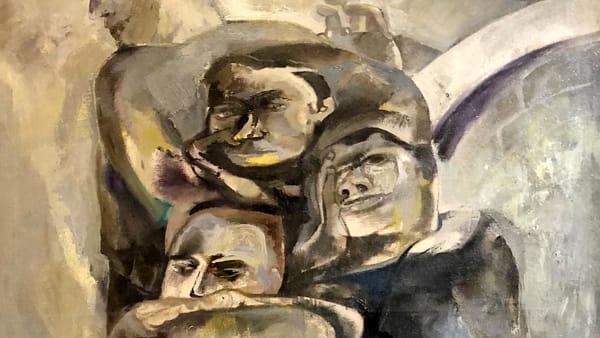 """""""Il mediterraneo Invisibile"""", la mostra di Piero Guccione al nuovo centro d'arte Raffaello"""
