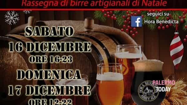 Le birre delle feste, la degustazione nell'abbazia benedettina di San Martino