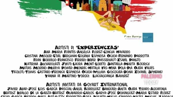 """L'arte come viaggio, comunicazione """"esperienza"""": la mostra a Castronovo di Sicilia"""