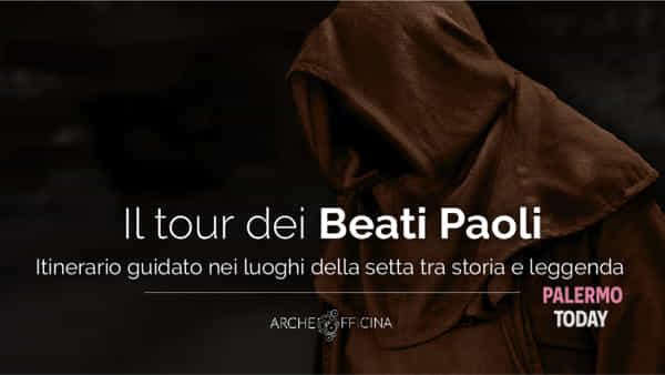 Il tour dei Beati Paoli tra catacombe e cripte sotterranee per un itinerario guidato