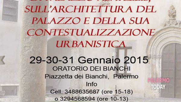 Opere e architettura, tre giorni di seminari su Palazzo Abatellis