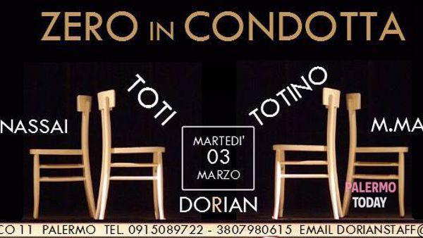 """""""Zero in condotta"""", Toti e Totino al Dorian Art"""