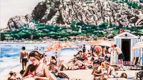 """""""Station-fermata creativa"""", l'arte che racconta l'anima multietnica a Villa Trabia"""