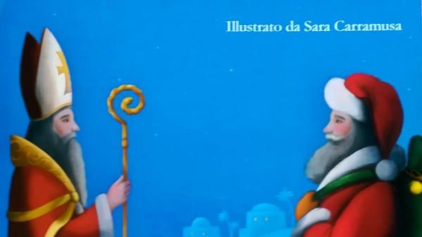 """Sara Favarò legge la favola """"Babbo Natale Esiste!"""""""