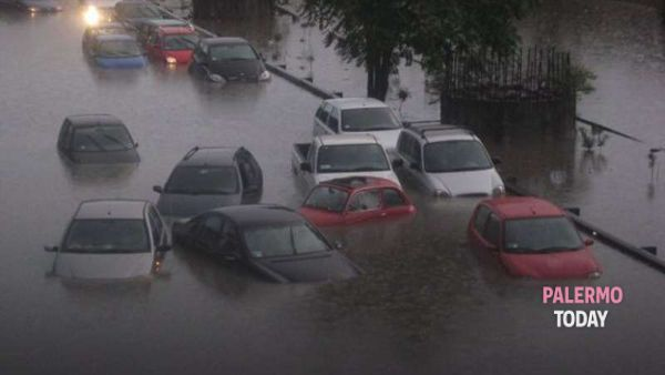 Alluvione, i rischi a Palermo