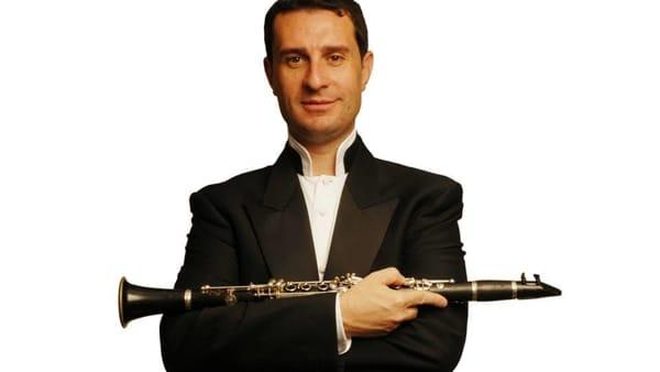 Copland e il clarinetto di Calogero Palermo, il concerto al teatro Politeama